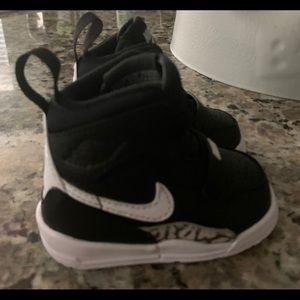 Jordan High Top Sneakers size 3C